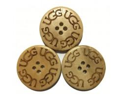 Пуговички UGG Buttons Sand