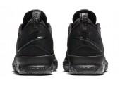 Баскетбольные кроссовки Nike LeBron 14 Low Black - Фото 3