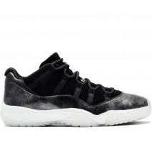 Баскетбольные кроссовки Air Jordan 11 Retro Low Barons