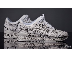 Кроссовки Asics Gel Lyte III Marble Pack White