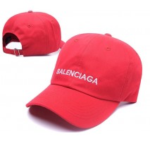 Кепка Balenciaga Hip hop Cap Red