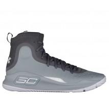 Баскетбольные кроссовки Under Armour Curry 4 Light Grey