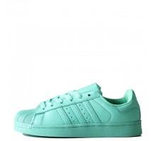 Кроссовки Adidas Superstar Supercolor Mint