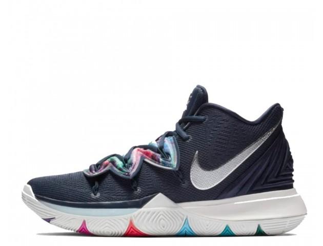 Баскетбольные кроссовки Nike Kyrie 5 Multi-Color