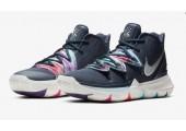 Баскетбольные кроссовки Nike Kyrie 5 Multi-Color - Фото 3