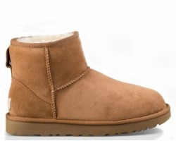 UGG CLASSIC MINI II BOOT CHESTNUT
