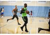 Баскетбольные кроссовки Nike LeBron 15 Black Ice - Фото 5