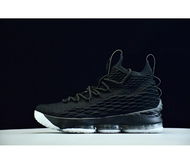 Баскетбольные кроссовки Nike LeBron 15 Black Ice купить в Киеве ... e7f8d3ec4a1