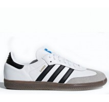 Кроссовки Adidas Samba OG Cloud White/Core Black/Clear Granite