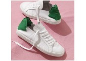 Кеды Adidas Consortium x Pharell Willams Pink Beach With Green - Фото 2