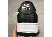 Кроссовки Nike Air Force 1 Low AF1 Black - Фото 6