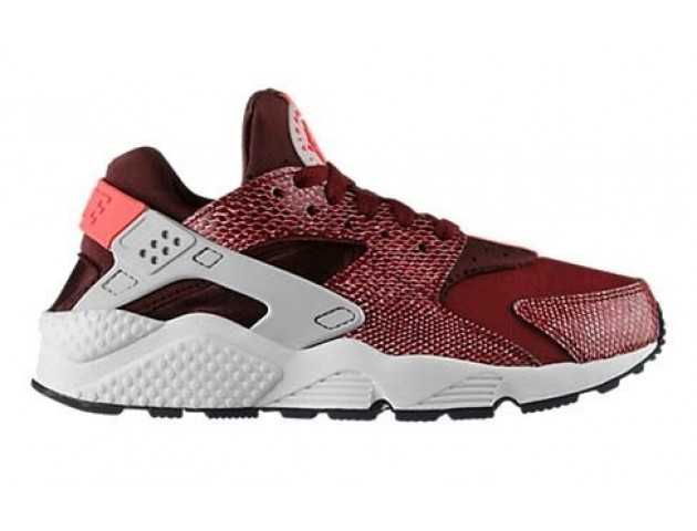 Кроссовки Nike Air Huarache Team Red