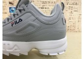 Кроссовки Fila Disruptor II Grey - Фото 9