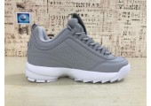 Кроссовки Fila Disruptor II Grey - Фото 3