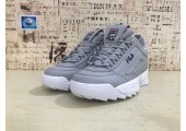 Кроссовки Fila Disruptor II Grey - Фото 5