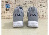 Кроссовки Fila Disruptor II Grey - Фото 6