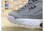Кроссовки Fila Disruptor II Grey - Фото 8