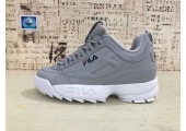 Кроссовки Fila Disruptor II Grey - Фото 2