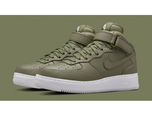 Кроссовки NikeLab Air Force 1 Mid Urban Haze