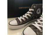 Кеды Converse Chuck Taylor High Grey Dusk - Фото 9