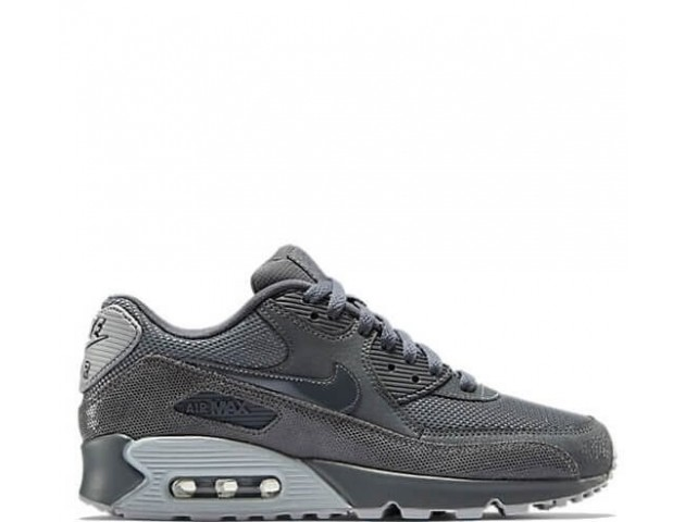 Кроссовки Nike Air Max 90 Premium Dark Grey/Wolf Grey