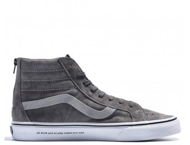 Кеды Madness x Vans SK8-MID Dirty Grey