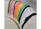 Набор плоских шнурков 3 шт любых цветов на выбор!!! - Фото 1