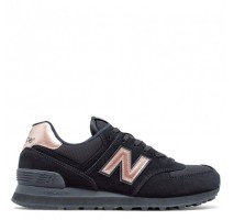Кроссовки New Balance 574 Black With Steel
