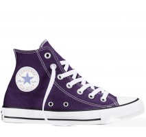 Кеды Converse All Star Chuck Taylor High Violet