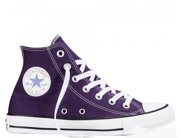 Кеды Converse All Star Chuck Taylor High Violet