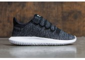 Кроссовки Adidas Tubular Shadow Knit Grey - Фото 6