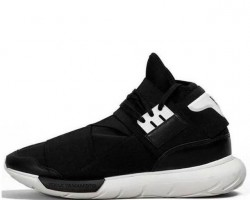 Кроссовки Y-3 Qasa High Black/White