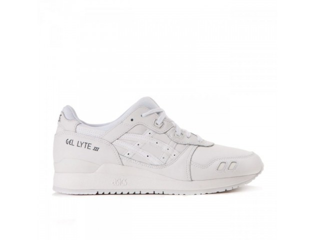 Кроссовки Asics Gel Lyte III Leather All White