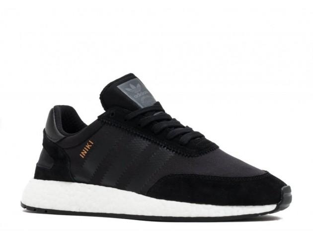 Кроссовки Adidas Iniki Runner Black/White