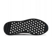 Кроссовки Adidas Iniki Runner Black/White - Фото 2