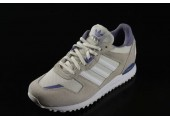 Кроссовки Adidas ZX 700 White/Purple - Фото 3