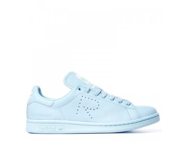 Кроссовки Adidas x Raf Simons Stan Smith Blue