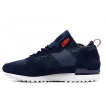 Кроссовки Adidas Originals Military Trail Runner Navy
