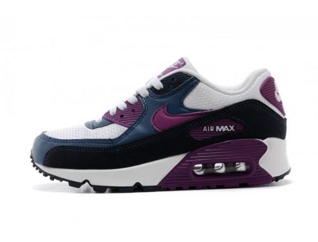 Кроссовки Nike Air Max 90 Noir Violet