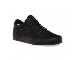 Кеды Vans Canvas Old Skool All Black