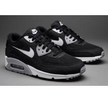 Кроссовки Nike Air Max 90 Essential Black/White/Wolf Grey