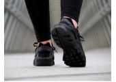Кроссовки Nike Air Huarache Triple Black - Фото 2