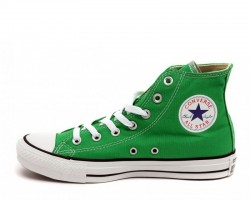 Кеды Converse All Star Chuck Taylor High Green