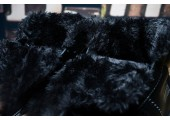 Кроссовки Аdidas x Rick Owens Mastodon Winter Black С МЕХОМ - Фото 2