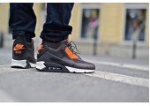 Кроссовки Nike Air Max 90 SneakerBoot Brown/Crimson - Фото 5