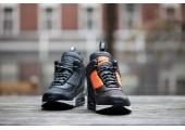 Кроссовки Nike Air Max 90 SneakerBoot Brown/Crimson - Фото 2