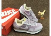 Кроссовки Nike Internationalist Purple С МЕХОМ - Фото 2