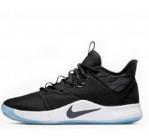 Баскетбольные кроссовки Nike PG 3 Black/White/Laser Fuchsia
