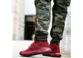 Баскетбольные кроссовки Nike Kyrie 2 Red Velvet - Фото 3