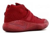 Баскетбольные кроссовки Nike Kyrie 2 Red Velvet - Фото 5
